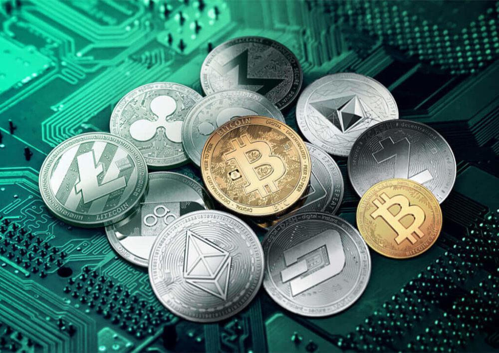 виды криптовалют